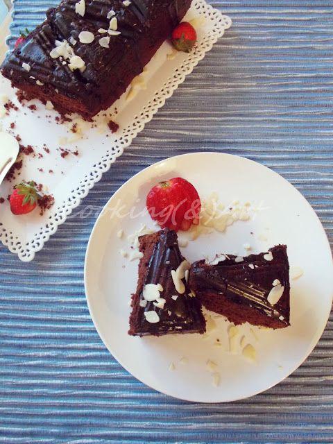 Νηστίσιμο σοκολατένιο κέικ / Lenten chocolate cake