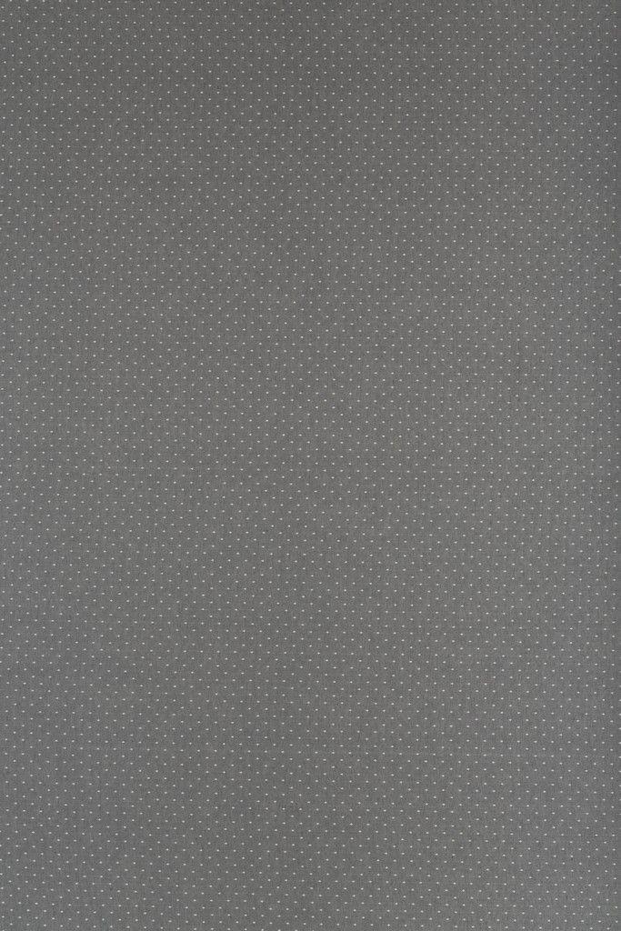Gecoat tafellinnen Jacquard Diamond Gris - Stijlvol afwasbaar tafellinnen met mini ingeweven witte ruitjes op een grijze ondergrond. Dit geplastificeerd katoen is van zeer goede kwaliteit en heeft een tefloncoating. Mag op 30 graden worden uitgewassen! Kies de gewenste lengte in het menu en wij snijden uw gecoate tafelkleed netjes voor u op maat.