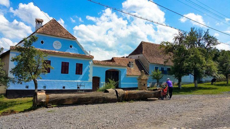 """Călătorie în """"Elveția României"""". Turul celor mai frumoase sate din țara noastră - Viscri"""