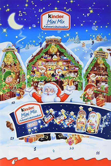 Krimi Weihnachtskalender.Affiliatelink Kinder Mini Mix Adventskalender Weihnachten