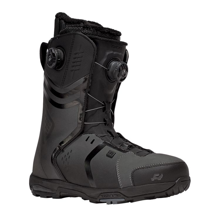 Ride Trident Snowboard Boots Powered by Boa