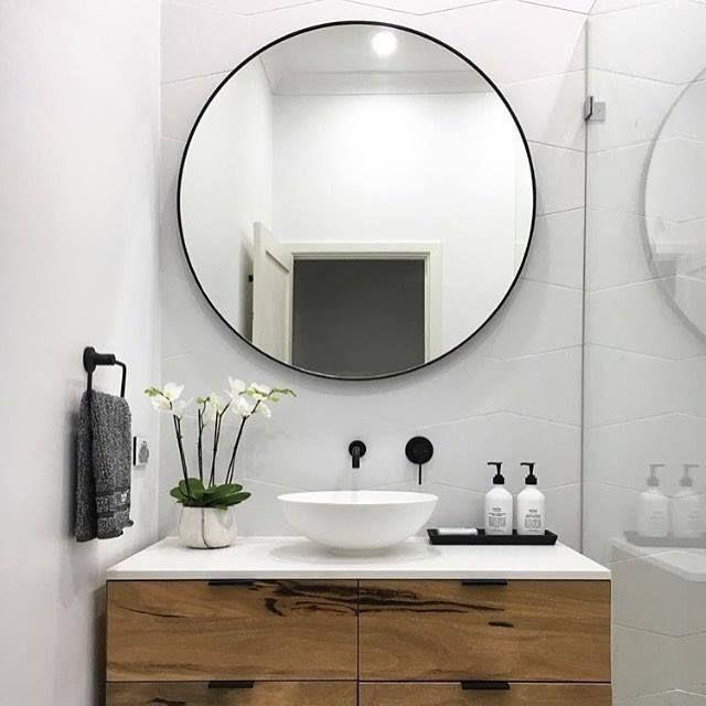 Bathroom Lighting Ideas Strategy And Theme: Bathroom, Minimalist Bathroom, Bathroom Inspo
