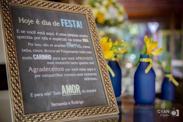 Casamento real e econômico   Fernanda e Rodrigo   Casando Sem Grana