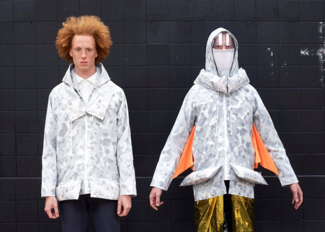 Finally, a jacket for doomsday preppers that's stylish and functional