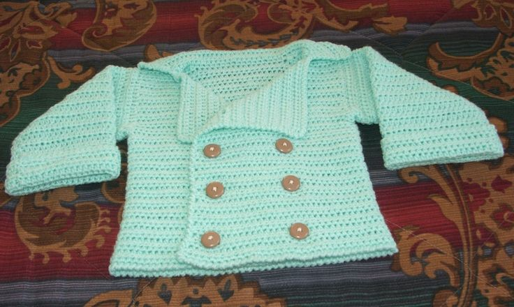 201 Best Images About Children Sweaters And Jackets