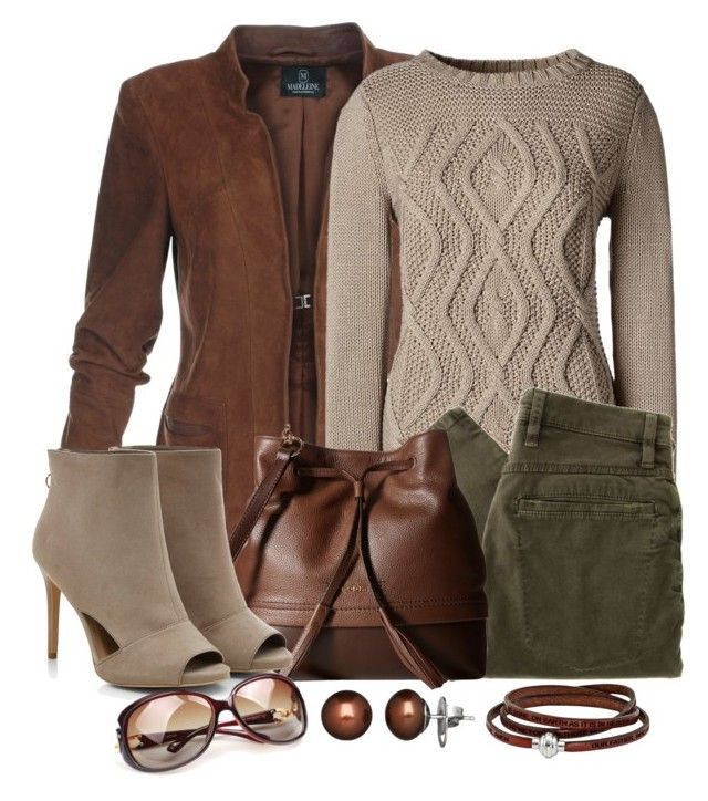 """Untitled #1195"" by gallant81 ❤ liked on Polyvore featuring Lands' End, Nudie Jeans Co., Lodis, Honora and Polaroid"
