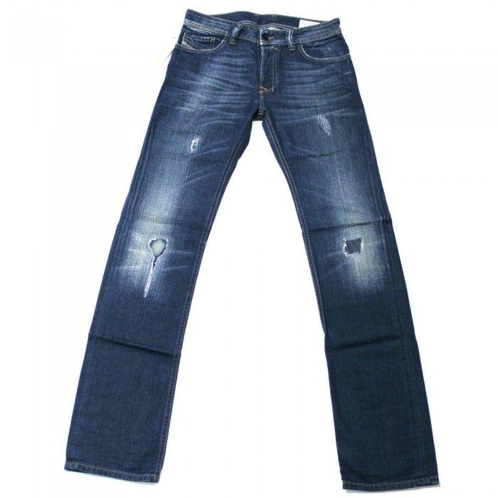 Diesel Safado 8SX Mens Jeans | 008SX | Slim | Straight | Diesel Jean Sale | UK | Designer Man