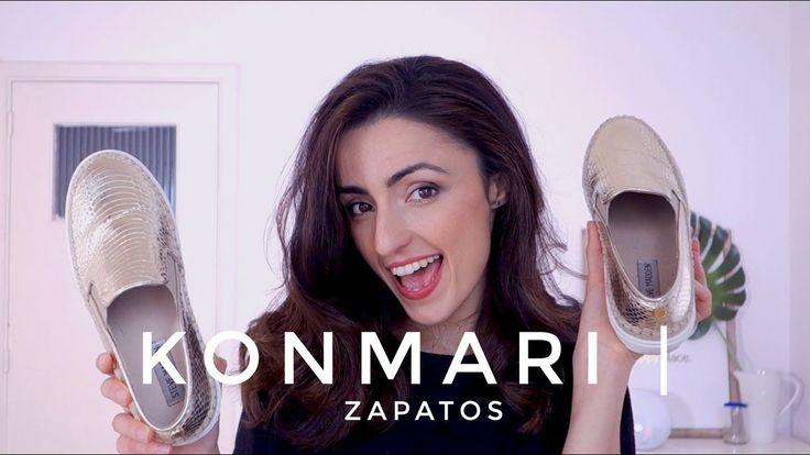 Cómo Organizar Zapatos | La Magia del Orden | Método KonMari por Marie...