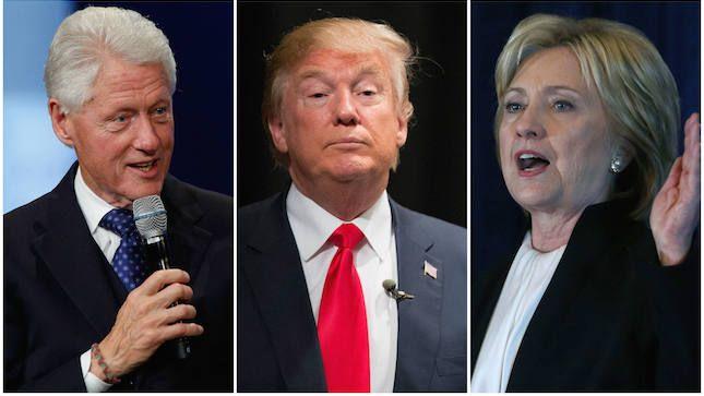 #Trump #threatens to bring Gennifer Flowers to #debate...