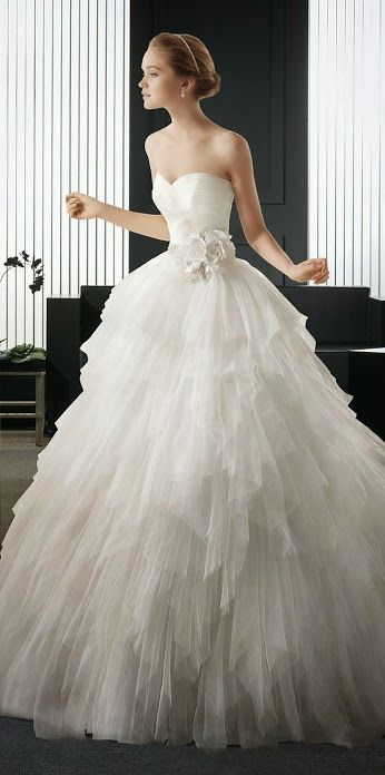 Una novia delicada. #IdeasenOrden #closets #novias #fashion