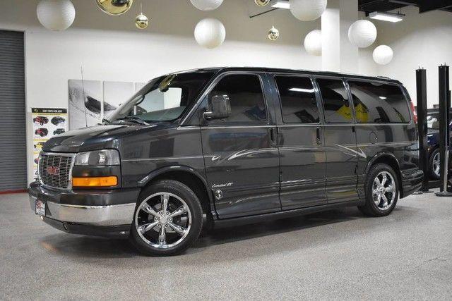 Gmc Explorer Savana Limited Gmc Van Car