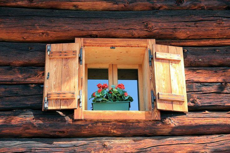 Παράθυρο, Κλείστρου, Παντζούρια, Ξύλινα Παραθυρόφυλλα
