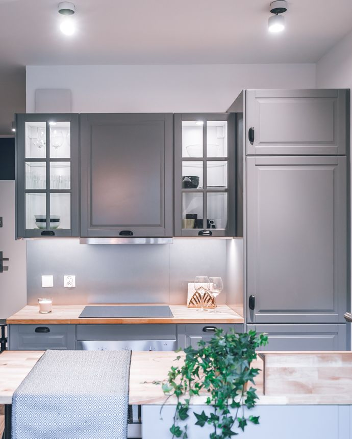 Mala Funkcjonalna Kuchnia Make Home Easier Interior Design Home Decor Interior