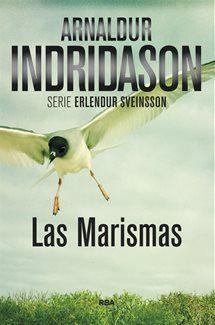 Las marismas / Arnaldur Indridason