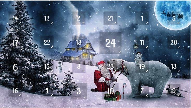 #FLE Comptines de neige et de Noël by Elena