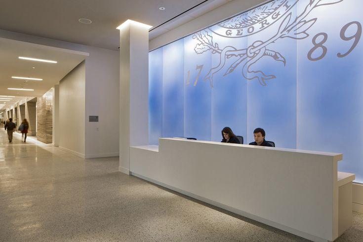 Galeria de Centro de Estudantes na Universidade de Georgetown / ikon.5 architects - 3