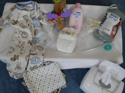 Some idea for what to put on the baby registry... Hope we're not too overwhelmed at Buy Buy Baby this weekend!