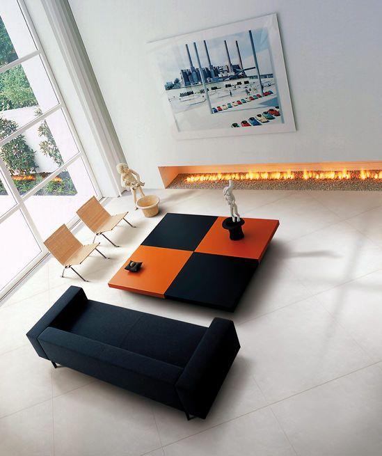 20 best images about wohn- essbereich on pinterest | bayern, mid ... - Fliesen Wohnzimmer Modern