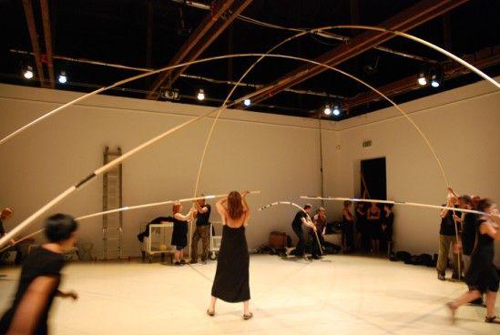 Stalker Teatro presenta #Re-Action al Castello di Rivoli Museo d'Arte Contemporanea http://www.madeinitaly.tv/15031/