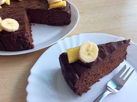 Ultimativní paleo čokoládový dort