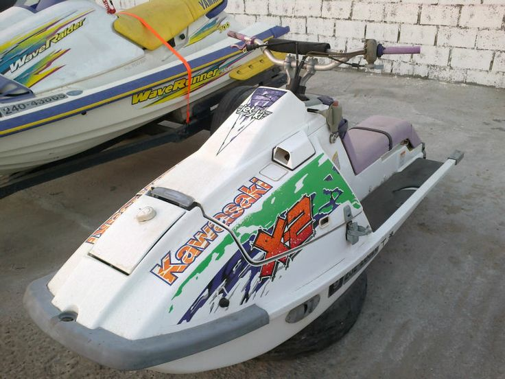 Kawasaki Stand Up Jet Ski For Sale In Florida