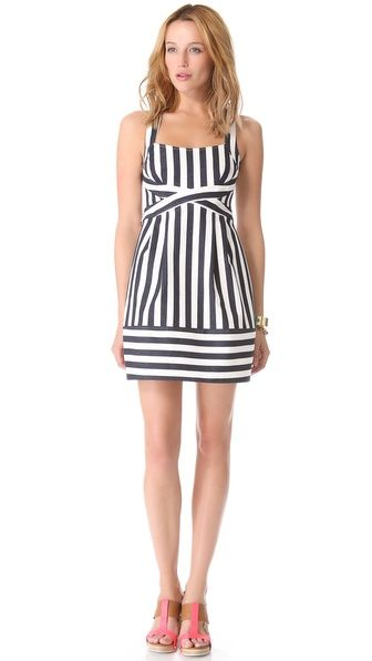 Waterfront Dress / Nanette Lepore
