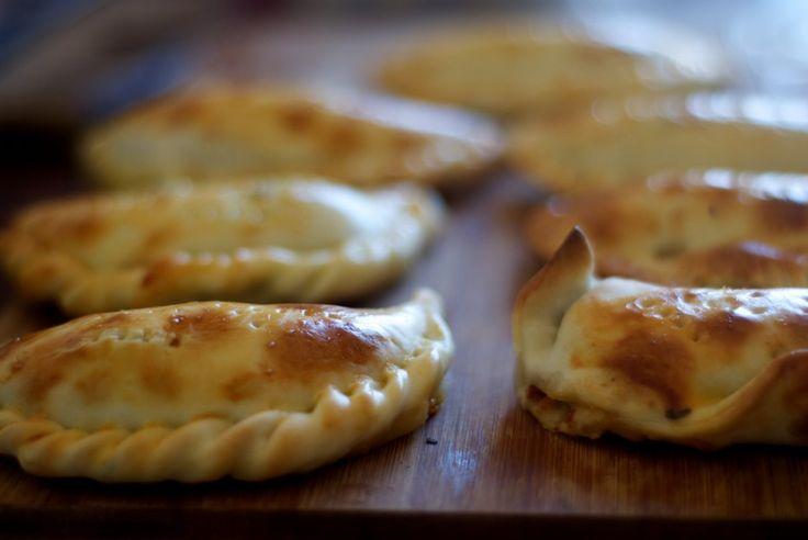 Empanadas veganas de quínoa y acelga - Sabrosía