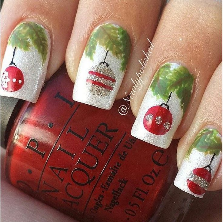 Christmas-Nail-Art 24