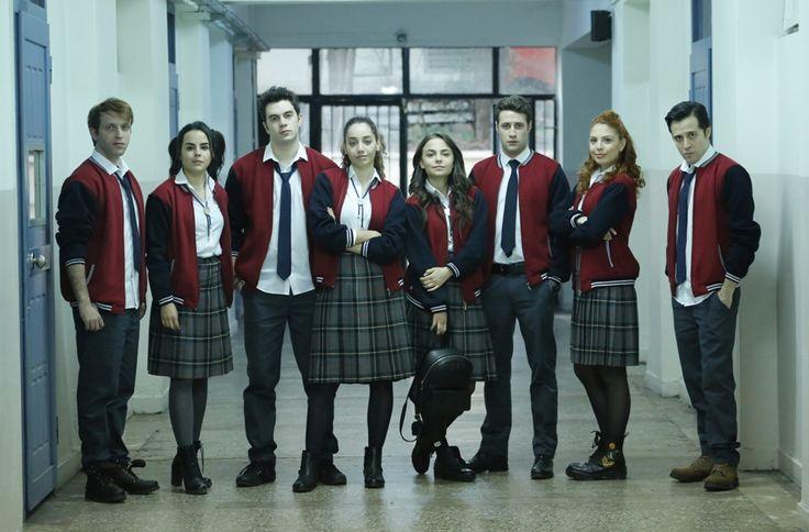 Yeni gençlik-polisiye dizisi 'Lise Devriyesi' Pazar akşamı başlıyor
