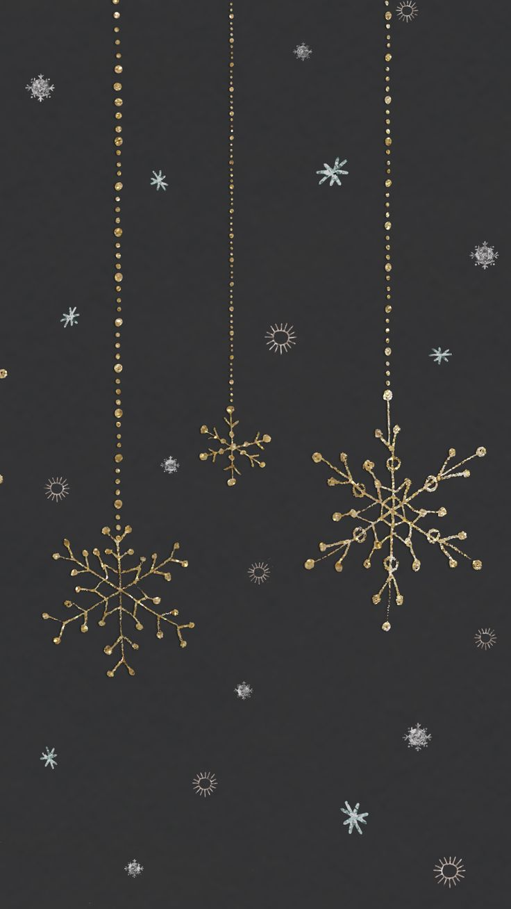 Christmas or winter night background/ scrapbooking