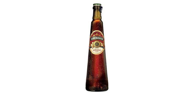 «Хамовники Ирландский Стаут» в бутылке | Пресс-центр | Московская Пивоваренная Компания