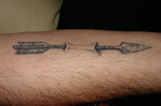 arrow tattoo design - Google-søgning