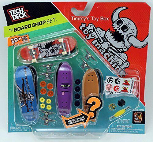 Tech Deck TD Board Shop Set - Toy Mac...