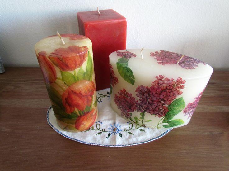arttess velas decoradas
