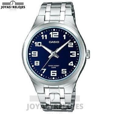 ⬆️😍✅ CASIO - Reloj de caballero de cuarzo ✅😍⬆️ Colosal Modelo de la Colección de Relojes Casio PRECIO 34.96 € Disponible en 😍 https://www.joyasyrelojesonline.es/producto/casio-reloj-de-caballero-de-cuarzo-correa-de-acero-inoxidable-color-plata/ 😍 ¡¡No los dejes Escapar!!