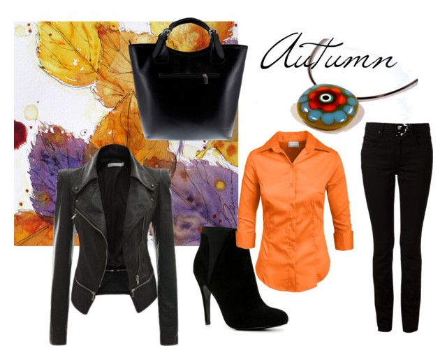 """Autumn"" by mano-merce ❤ liked on Polyvore featuring ALDO, Alexander Wang and Massimo Castelli"