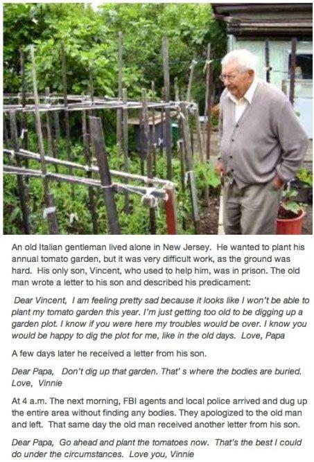 That's so brilliant.