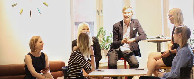 Somecon tiimi @ Someco Helsinki office
