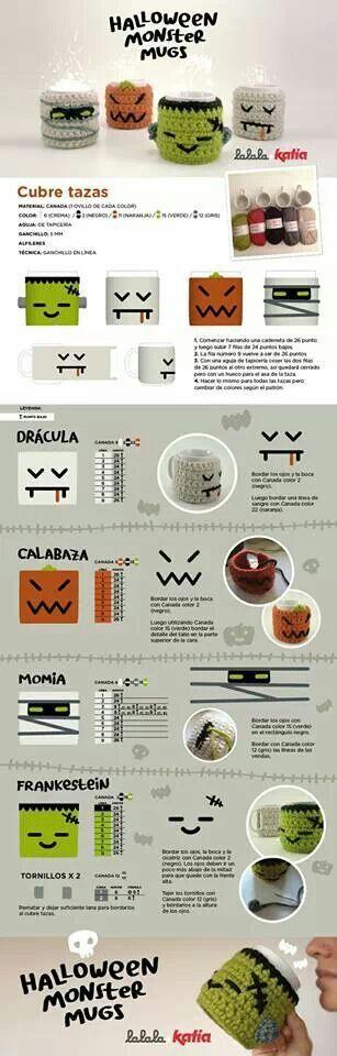 #uncinetto #crochet #halloween