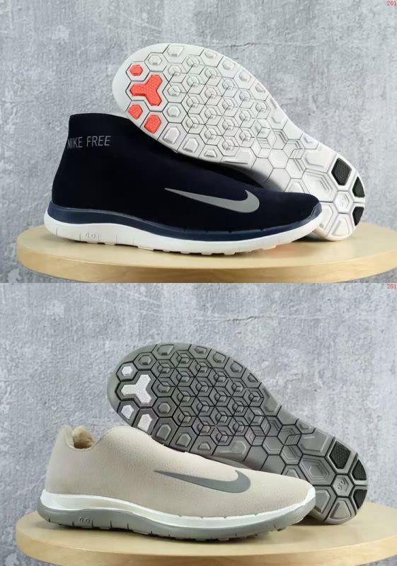Nike Free 4.0 Inner Plus Velvet Unisex shoes Free Shipping