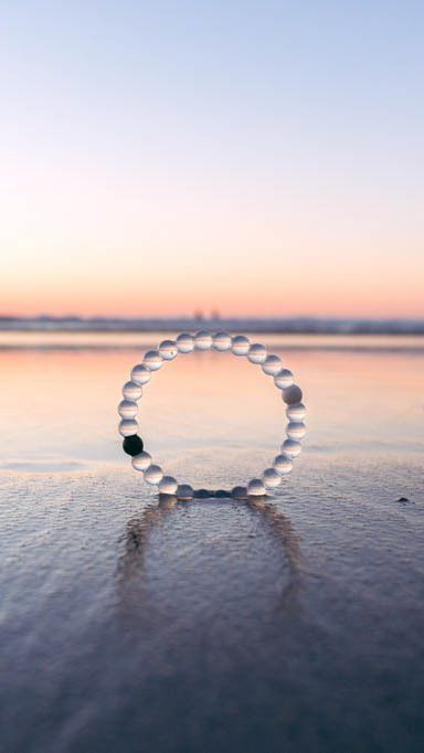 Bringing balance to the world. Obsessed with my Lokai bracelet!