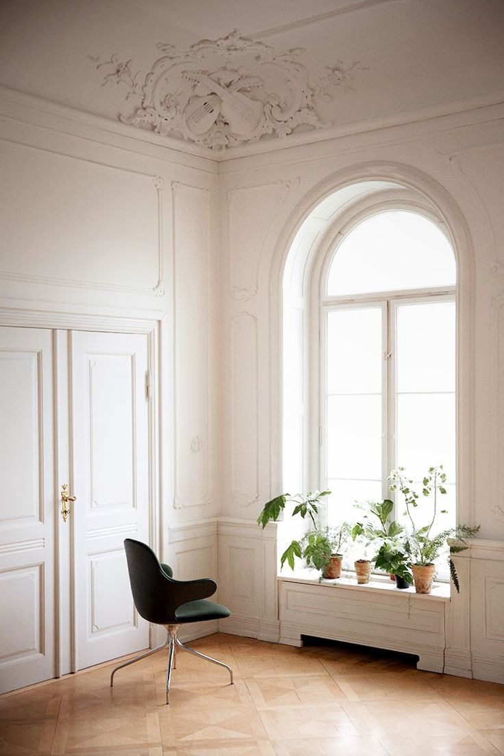 17 best images about beautiful home interiors on pinterest for Window design molding