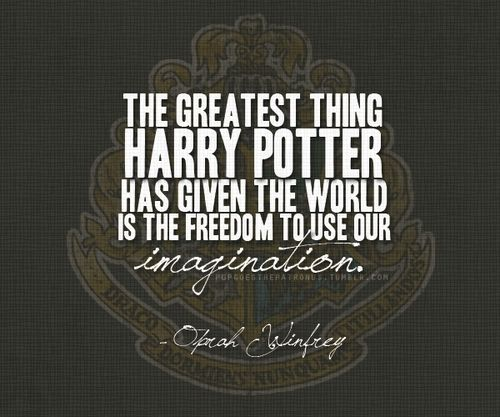 Oprahwinfrey, Oprah Winfrey, True Facts, Harrypotter, Things Harry, Chronicles Of Narnia, Harry Potter Facts, Potterhead, Harry Potter Quotes