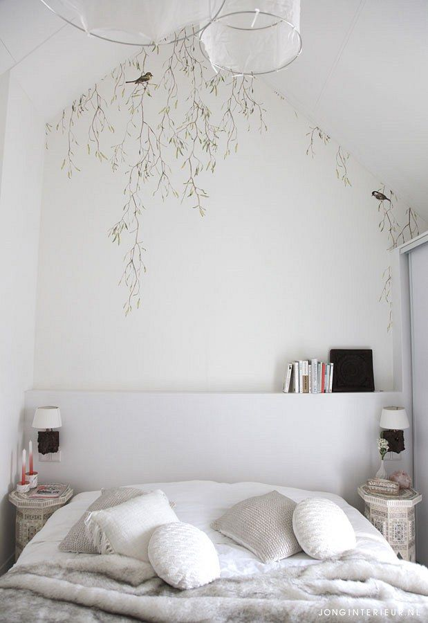 7 best Slaapkamer Ibiza style images on Pinterest | White bedrooms ...