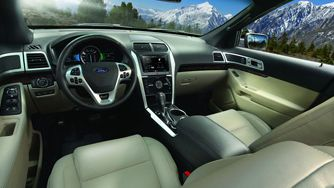 2014 Ford Explorer Limited Luxury at it's finest.
