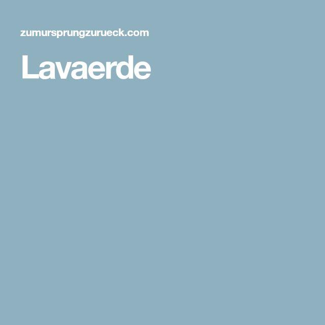 Lavaerde