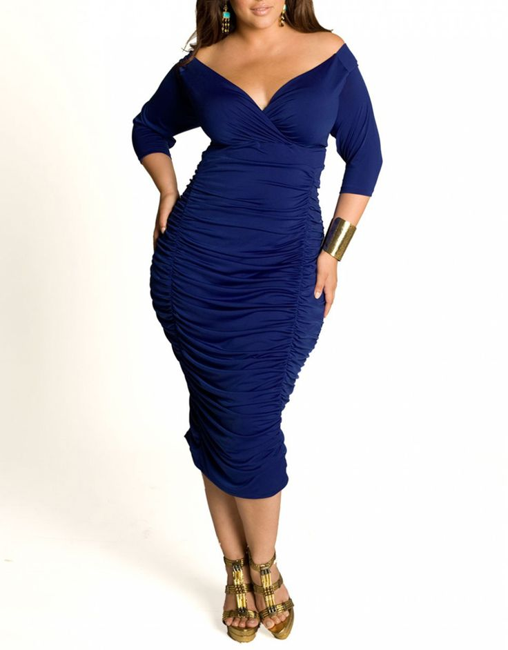 13 plus size guest dresses to wear to a summer wedding for Plus size dress to wear to a wedding