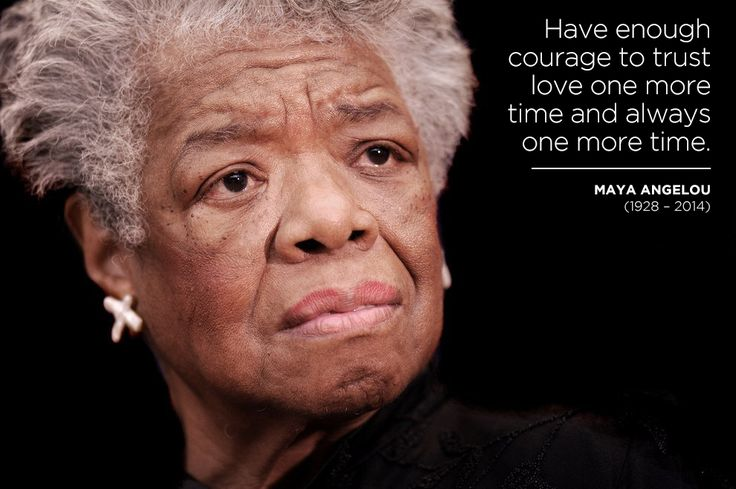 Maya Angelou (1928 – 2014) | 15 Powerful Quotes By Writers We Lost In 2014