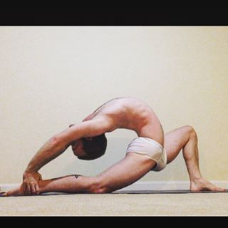 dudes doing yoga — (via Connor DiP @connordip Day 13...