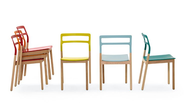 Florinda, by Monica Förster for De Padova. That table from Van Duysen with these chairs. Yes please. Thank you.
